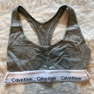 Calvin Klein Cotton Bralette
